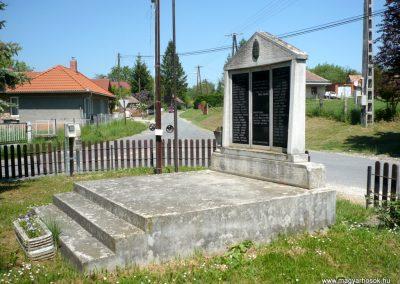 Gétye világháborús emlékmű 2013.05.10. küldő-Sümec (8)