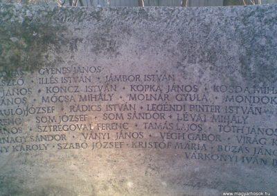 Gödöllő II.vh emlékmű 2009.12.28. küldő-Huszár Peti (5)