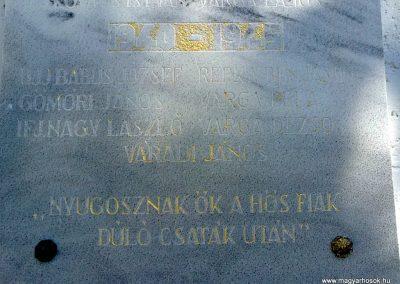 Gömörszőlős világháborús emléktábla 2013.04.16. küldő-Pataki Tamás (3)