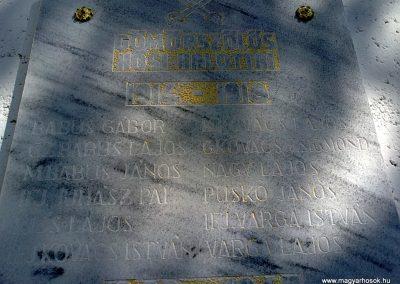 Gömörszőlős világháborús emléktábla 2013.04.16. küldő-Pataki Tamás (4)