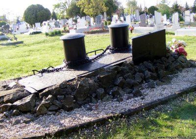 Gönyü a II.vh névtelen áldozatainak emlékműve 2012.04.27. küldő-Méri (3)