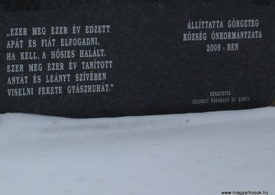 Görgeteg II.vh emlékmű 2010.02.17. küldő-Sümec (4)