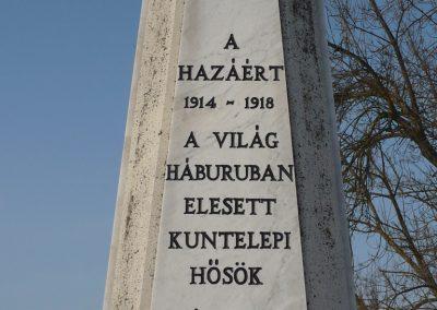 Görgeteg- Kuntelep I.vh emlékmű 2010.02.17. küldő-Sümec (2)