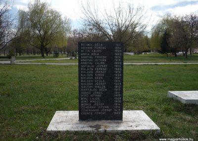Gúta II.vh emlékmű 2010.03.27. küldő-Felvidéki betyár (1)