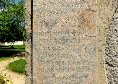 Gacsály I. világháborús emlékmű 2017.05.28. küldő-kalyhas (2)