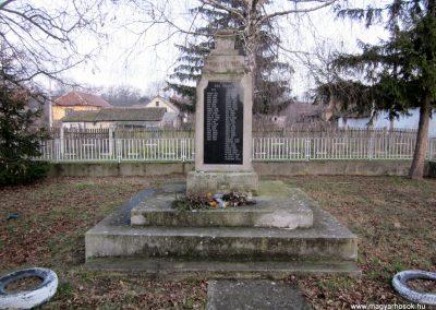 Gagybátor világháborús emlékmű 2014.02.15. küldő-kalyhas (1)