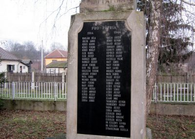 Gagybátor világháborús emlékmű 2014.02.15. küldő-kalyhas (2)