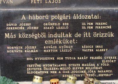 Galambok világháborús emlékmű 2009.11.28. küldő-Brilly (7)