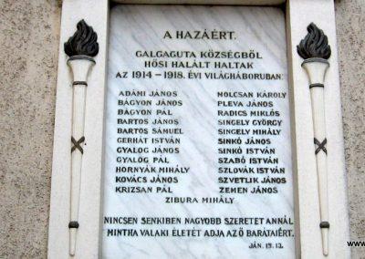 Galgaguta I.vh emléktábla 2010.01.26. küldő-kalyhas (3)