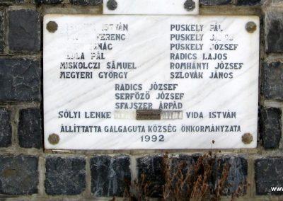 Galgaguta II.vh emlékmű 2010.01.26. küldő-kalyhas (6)