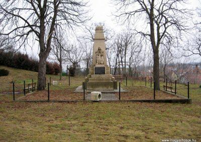 Galgamácsa világháborús emlékmű 2009.02.10. küldő-kalyhas