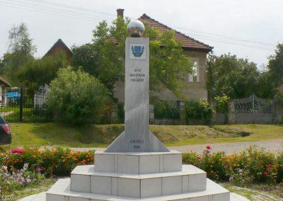 Galvács világháborús emlékmű 2010.08.14. küldő-Gombóc Arthur