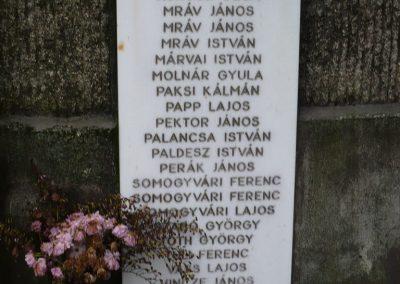 Gamás világháborús emlékmű 2009.12.09. küldő-Sümec (8)