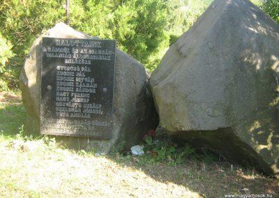 Garáb Emléktábla a hősöknek 2008.08.18.küldő-Mónika39