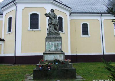 Gara világháborús emlékmű 2007.12.08.küldő-Markó Péter
