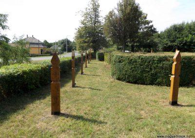 Garadna I. világháborús emlékpark 2015.08.23. küldő-kalyhas (1)
