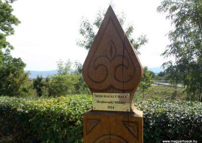 Garadna I. világháborús emlékpark 2015.08.23. küldő-kalyhas (15)
