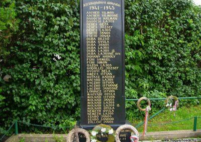 Garamszentgyörgy világháborús emlékművek 2010.06.20. küldő-Fűri Attila (3)-1