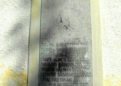 Gasztony világháborús emléktáblák 2012.05.05. küldő-gyurkusz (3)