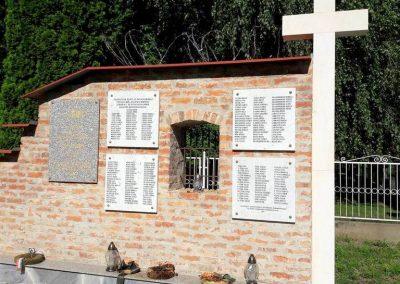 Gavavencsellő kiegészítve a gulágra hurcoltak emlékművével 2018.11.12. küldő-Eszterhai Zsuzsa (1)