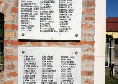 Gavavencsellő kiegészítve a gulágra hurcoltak emlékművével 2018.11.12. küldő-Eszterhai Zsuzsa (3)