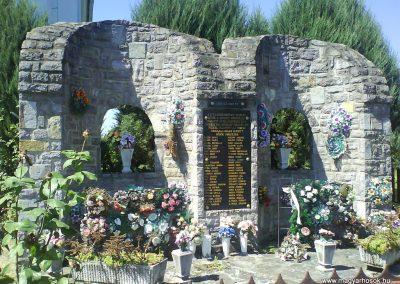 Gelénes II.vh emlékmű 2008.08.19.küldő- Ősz Béláné (1)