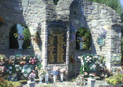 Gelénes II.vh emlékmű 2008.08.19.küldő- Ősz Béláné (2)