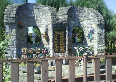 Gelénes II.vh emlékmű 2008.08.19.küldő- Ősz Béláné