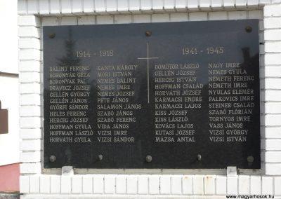 Gellénháza Hősi emlékmű 2009.03.25.küldő-sümec (3)