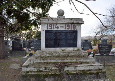Gellér I. világháborús emlékmű 2016.12.11. küldő-Méri