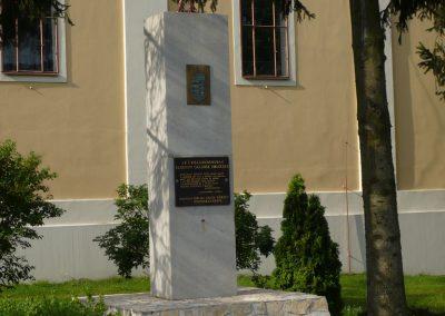Gelse I.vh emlékmű 2009.07.01,küldő-Sümec (4)