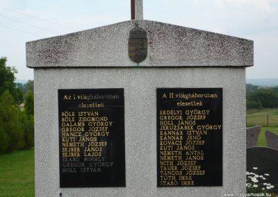 Gelsesziget világháborús emlékmű 2009.07.01.küldő-Sümec (1)