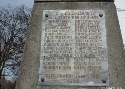 Gige világháborús emlékmű 2009.03.23.küldő-Sümec (2)