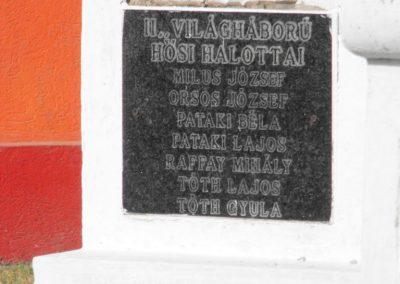 Gilvánfa világháborús emlékmű 2012.08.01. küldő-KRySZ (7)
