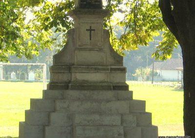 Girincs I. világháborús emlékmű 2007.09.24. küldő-kalyhas (4)