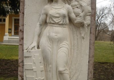 Gomba I.vh emlékmű 2009.02.13.küldő-Huszár Peti (2)