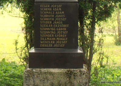 Grábóc világháborús emlékmű 2012.05.15. küldő-Bagoly András (10)