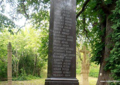 Grábóc világháborús emlékmű 2012.05.15. küldő-Bagoly András (3)