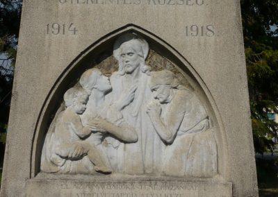 Gyékényes I.vh emlékmű 2009.09.15. küldő-Sümec (2)