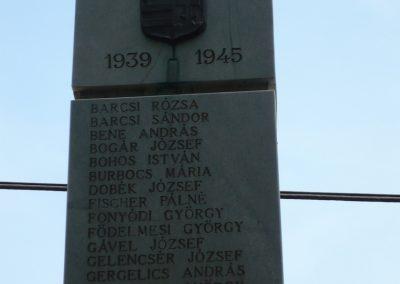 Gyékényes II.vh emlékmű 2009.09.15. küldő-Sümec (1)