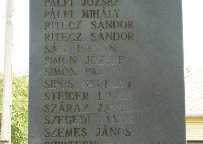 Gyékényes II.vh emlékmű 2009.09.15. küldő-Sümec (3)