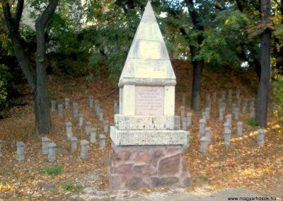 Gyömrő I.vh emlékmű 2011.10.08. küldő-Sándor Zoltán