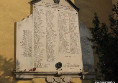 Gyöngyös II.vh emlékmű 2008.10.13.küldő-kalyhas (1)