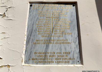 Gyöngyös-Mátrafüred világháborús emléktáblák 2015.04.05. küldő-kalyhas (6)