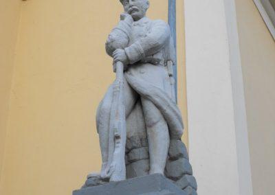 Gyöngyösfalu-Ludad I.vh emlékmű 2009.01.16.küldő-gyurkusz (1)