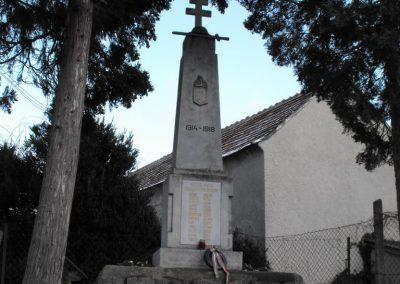 Gyöngyösfalu-Seregélyháza I.vh emlékmű 2009.01.16.küldő-gyurkusz