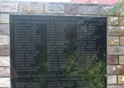 Gyöngyössolymos világháborús emlékmű 2009.06.28. küldő-kalyhas (7)