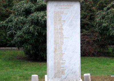 Gyöngyöstarján világháborús emlékmű 2007.10.12. küldő-kalyhas (2)