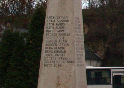 Gyönk világháborús emlékmű 2009.12.27. küldő-crewman (6)