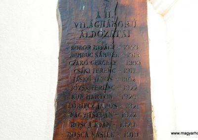 Györgyfalva II. vh. emlékmű 2011.07.04. küldő-Erika67 (2)